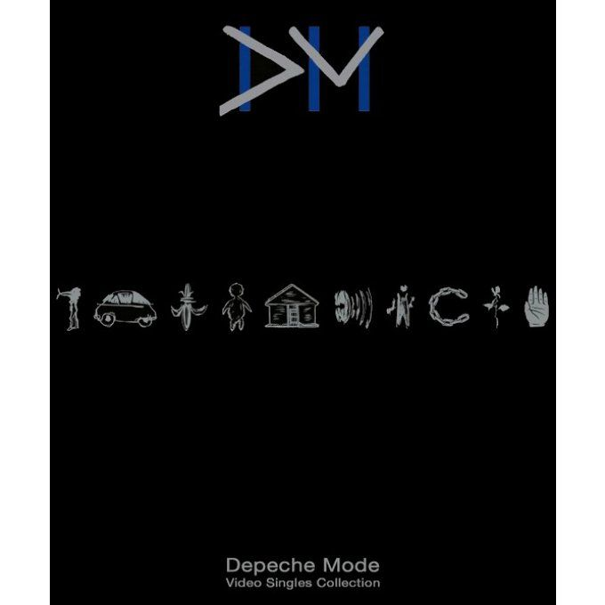 Depeche Mode: Video Singles Collection (3DVD)
