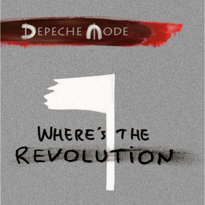 Single Depeche Mode: Where's the revolution [Double vinyl]